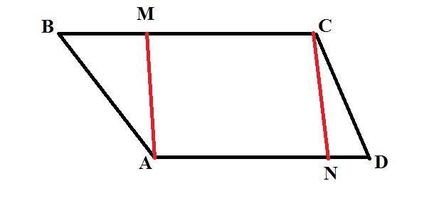 Найдите боковую сторону AB трапеции